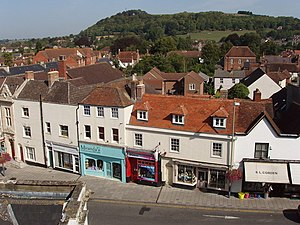 Wiltshire – Travel guide at Wikivoyage