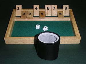 Shut the Box - Image: Shut the box