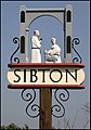 Sibton Village Sign - geograph.org.uk - 1588439.jpg