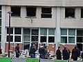Siege incendie du journal Charlie Hebdo le 02 Novembre 2011.jpg