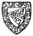 Siegel Hermann v. Zülen, Knappe 1324.png