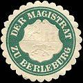 Siegelmarke Der Magistrat zu Berleburg W0215087.jpg