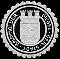 Siegelmarke Siegel der Stadt Baumholder W0313411.jpg