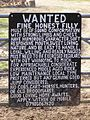 Sign on a gate at Greenmoor, New Forest - geograph.org.uk - 401132.jpg