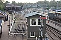 Signal hut and sidings, Hoorn Heritage Railway.jpg