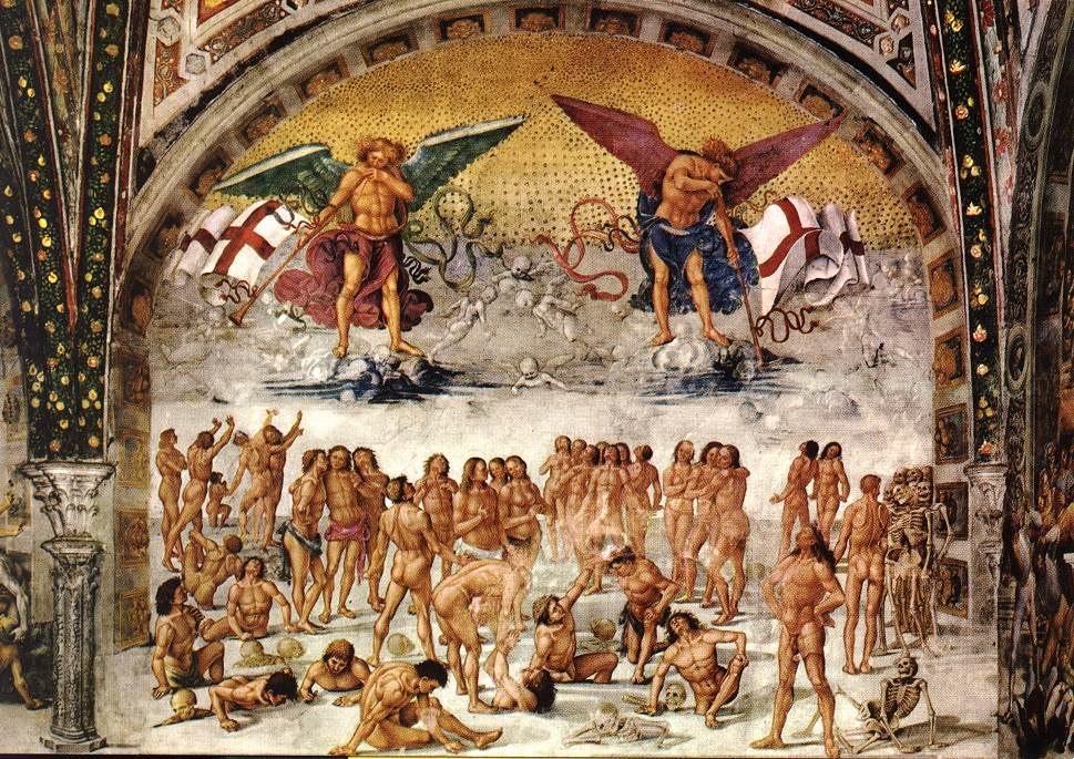 Signorelli Resurrection