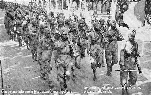 SikhsInFrancePostcard