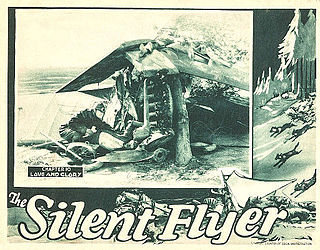 <i>The Silent Flyer</i> 1926 film