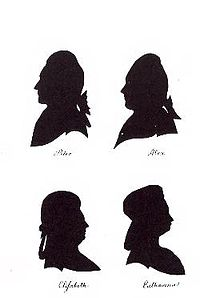 Silhouettes of the Russian Royals in Horsens.jpg
