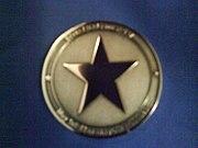 Silver Star Challenge Coin