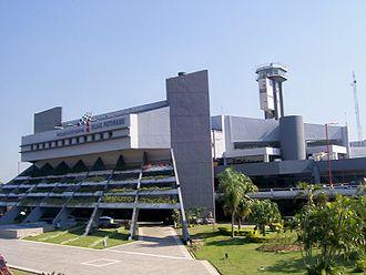 Luque - Silvio Pettirossi International Airport at Luque