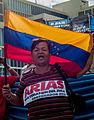 Simpatizante y activista político de Arias Cardenas.jpg