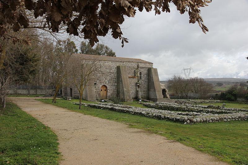 Chiesa di Santa Maria di Corte - Sindia (Nuoro)