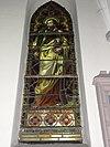 sint martinuskerk katwijk (cuijk) raam st. judas thadeus