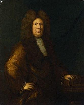 Cyril Wyche - Sir Cyril Wyche