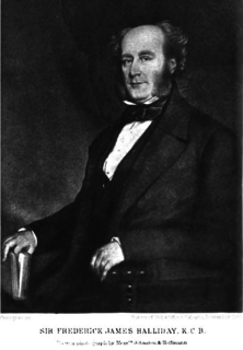 Frederick James Halliday British civil servant and Lieutenant-Governor of Bengal