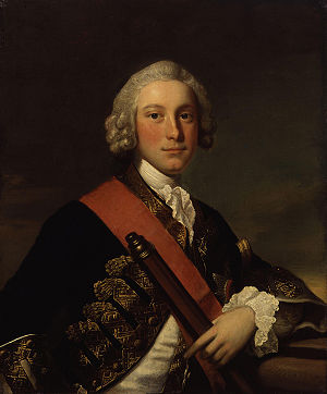 George Pocock - Vice-Admiral George Pocock, by Thomas Hudson