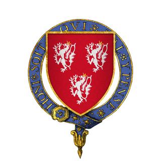 Philip de la Vache English courtier