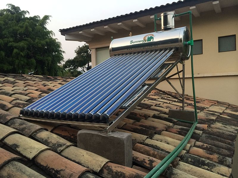 8-Year-Old Mexican Girl Made A Solar Heater From Recycled ...