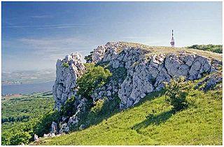 Děvín in Moravia (Pavlov Hills)