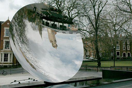 Sky Mirror, Nottingham