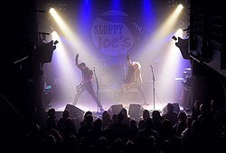 Sloppy Joe's – Live in Hamburg (Knust, 2015)