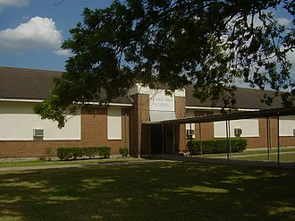 Dyersdale, Texas - William G. Smiley School