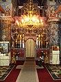 Snagov monastery interior view.JPG