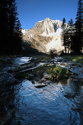 Snowmass Peak - Wikipedia