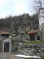 Sokolica Monastery compound.jpg