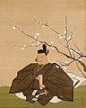 Sokutai Tenjin by Sakai Hoitsu (Tokiwayama Bunko).jpg