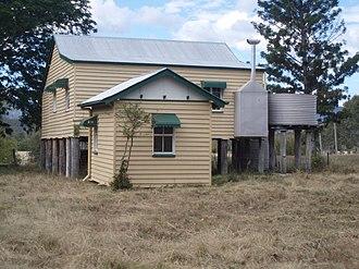 Ubobo - Soldier Settler House, 2009