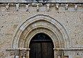 Sommières-du-Clain 86 Église tympan&modillons 2014.jpg