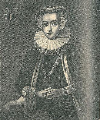 1643 in Denmark - Sophia Brahe.