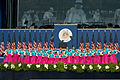 South Korean girls perform during an event marking the 60th anniversary of the armistice agreement ending the war July 27, 2013, at the Korean War Veterans Memorial in Washington, D.C 130727-A-VS818-127.jpg