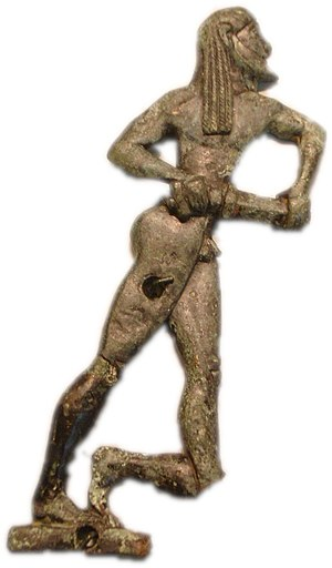Tyrtaeus - Image: Spartan swordman