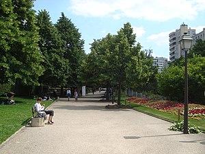 Square Charles-Péguy