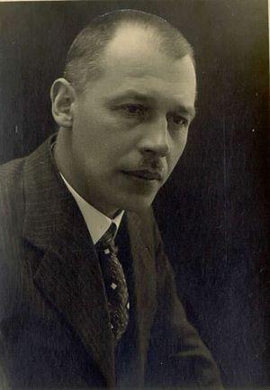 Srečko Brodar - Srečko Brodar in the 1930s