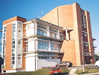 Sremska Kamenica - Image: Sremska Kamenica, FABUS