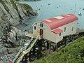St. Justinian lifeboat station, Pembrokeshire - geograph.org.uk - 477598.jpg