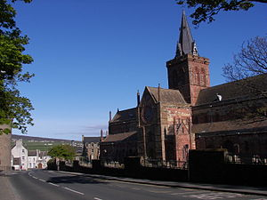 Rögnvald Kali Kolsson - St. Magnus Cathedral