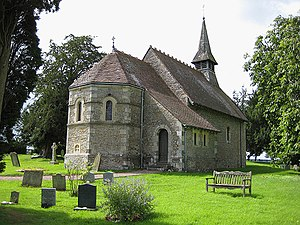 Sidney Gambier-Parry - Image: St. Michael and All Angels, Bulley geograph.org.uk 926907
