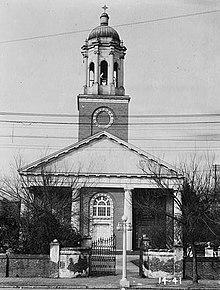 Saint Paul's Church (Augusta, Georgia) - Wikipedia
