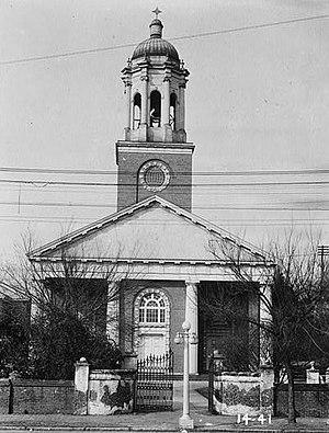 Saint Paul's Church (Augusta, Georgia) - Saint Paul's Church