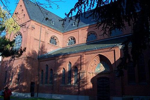 St. Sebastian (Bonn-Poppelsdorf) SW