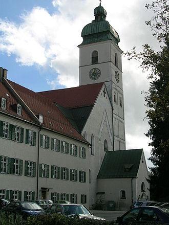 Ebersberg - Saint Sebastian Church