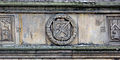 St Andrews - King James Library - coats of arms on the facade 06.JPG