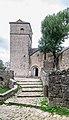 St Christopher church in La Couvertoirade 01.jpg