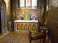 St Giles RC Church Cheadle Staffs SE chapel.jpg