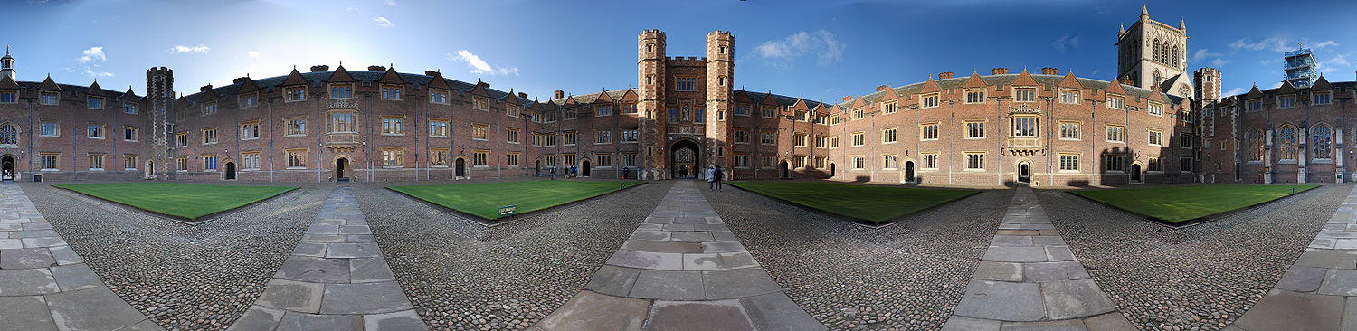 St John's College, Cambridge - Wikipedia, the free encyclopedia
